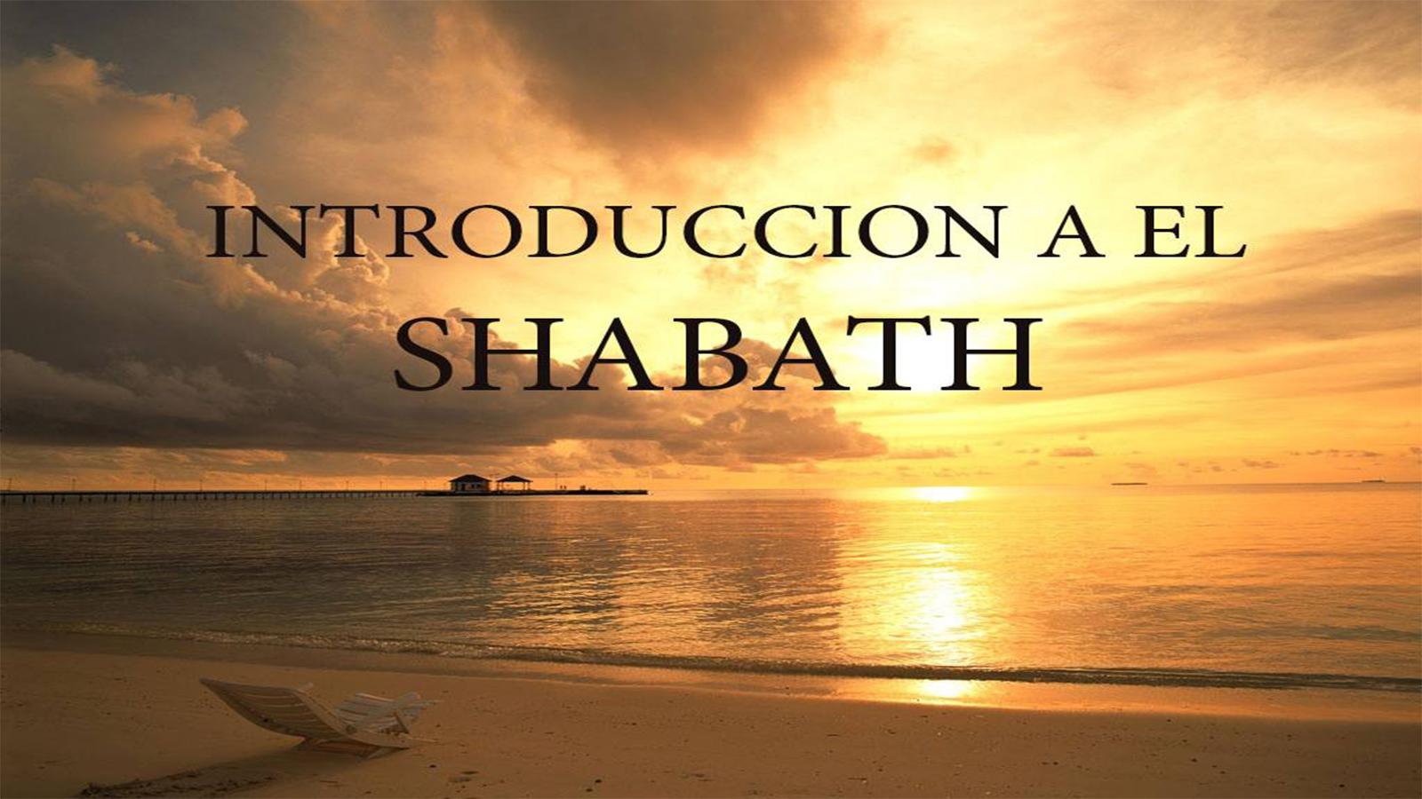 Introducción al Shabath